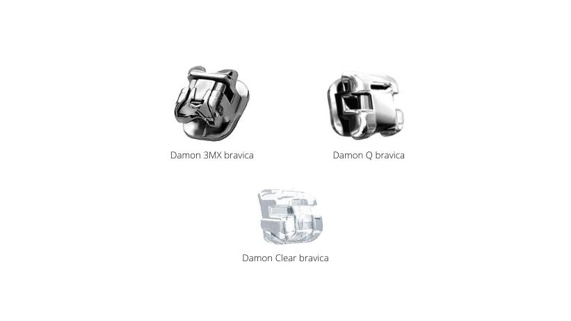 Kako prepoznati Damon bravice